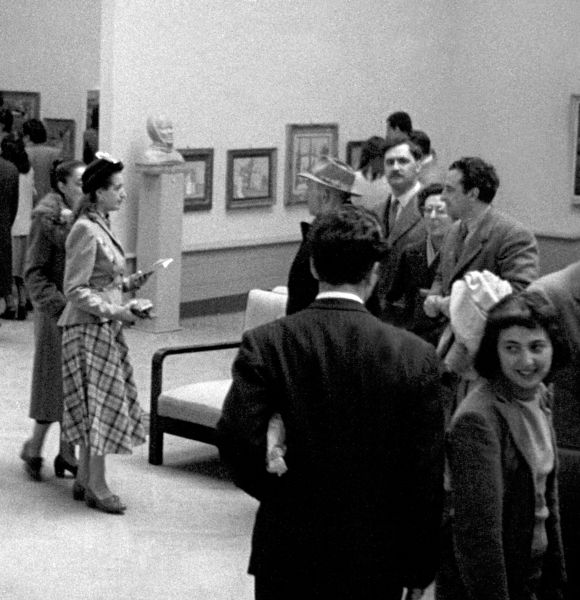 Questa immagine ha l'attributo alt vuoto; il nome del file è 05-V-Quadriennale-1948.-Inaugurazione-1.jpg