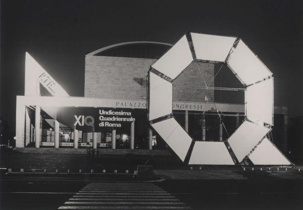 Questa immagine ha l'attributo alt vuoto; il nome del file è XI-Quadriennale-1986.-Facciata.jpg