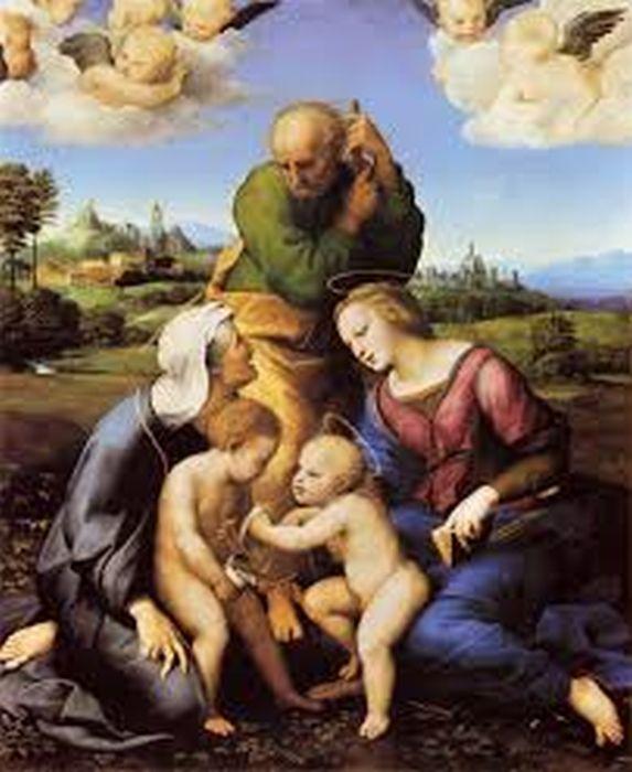 Questa immagine ha l'attributo alt vuoto; il nome del file è Rafafello-ultimo-Sacra-famiglia-canigiani-print.jpg